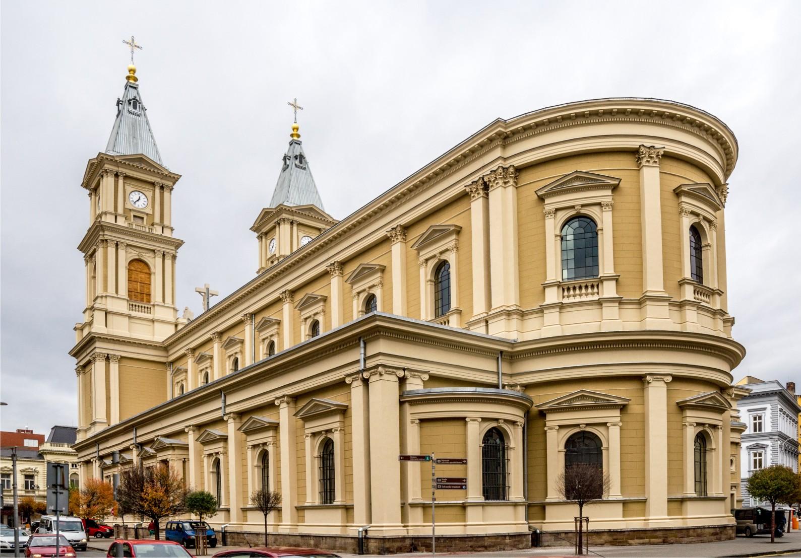 d7da44b0052 ... katedrály Božského Spasitele zamíří ve středu 11. 5. stovky zaměstnanců  Charit působící v ostravsko-opavské diecézi. Mše svatá začíná v 10.00 hodin.
