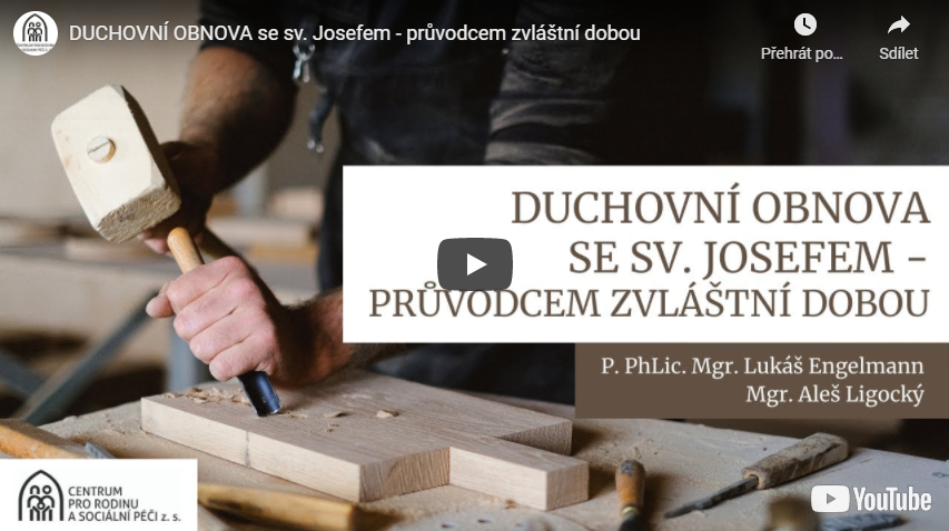 youtube obnova sv josef